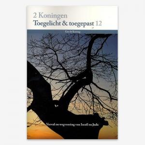 M.G. de Koning; Toegelicht & Toegepast; Bijbelstudie; ISBN: 9789057984358
