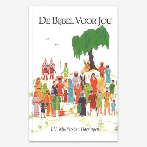 'De Bijbel Voor Jou'; J.H. van Haeringen; ISBN 9789080886773;