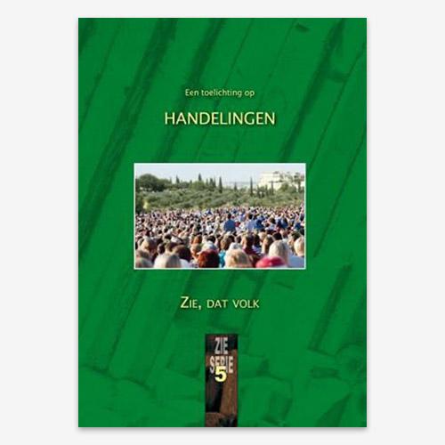ISBN 97890579718290; M.G. de Koning; Handelingen