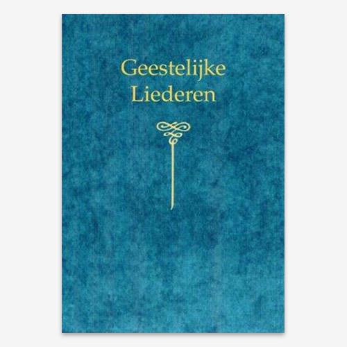 bundel Geestelijke Liederen; ISBN 9789079718337