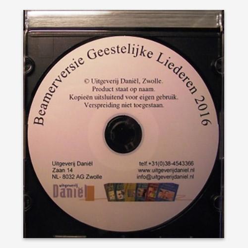 bundel Geestelijke Liederen; ISBN 978-90-79718-33-7