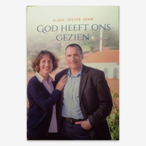 God heeft ons gezien - Dr. Klaus Dieter John - ISBN 9789079859702