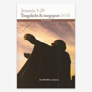 Jeremia 1-29 Toegelicht en toegepast; M.G. de Koning; Bijbelboek O.T.; ISBN: 9789057985010; De HEERE is verheven
