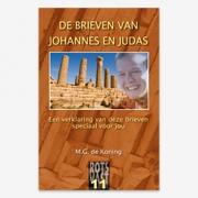 ISBN 9789079718085; M.G. de Koning; De brieven van Johannes en Judas;
