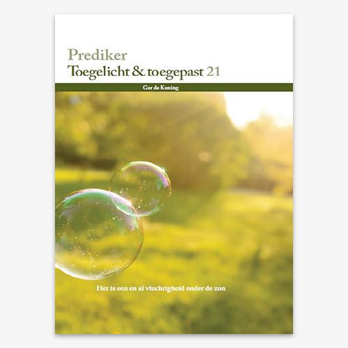 Bijbelstudie; Toegelicht & Toegepast; Jozua; ISBN 9789057983672