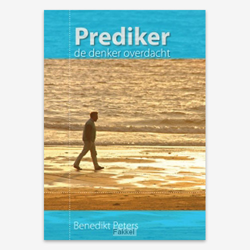 ISBN 9789080886780; Benedikt Peters; Prediker; Het boek Prediker