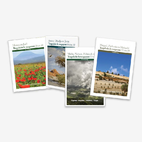ISBN: 978-90-79718-21-4; Micha-Nahum-Habakuk-Zefanja; M.G. de Koning; Toegelicht&Toegepast;